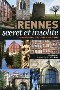 Livre Rennes secret et insolite